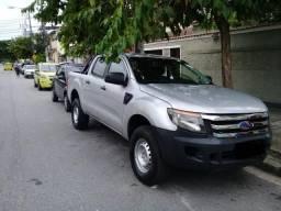 Ranger 2015 Diesel 4x4 IPVA 2019 pago - 2015