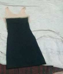 Troco um vestido tamanho P por um macacão jeans,cumprindo ou curto não muito