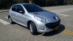 Peugeot 207 XR Sport 1.4 flex 2010 completo - 2010