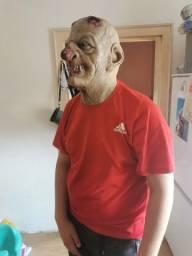 Máscara assustadora látex