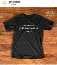 Camisetas religiosas! r$ 59,90