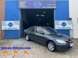 Civic 1.7 LXL (top de linha) - 2005