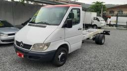 Mercedes Benz Sprinter 2011 chassis, único, 2.2 Turbo Diesel Intercooler