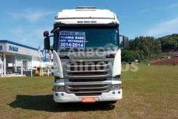 Scania R 480 A 6X4, ano 2014/2014 - 2014