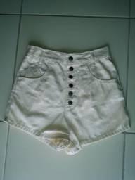 Shorts Cós Alto