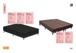 Base Box Premier para colchão - Preços na descrição