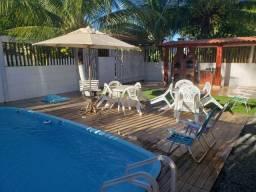 Aluga-se casa de Praia pra temporada.