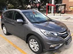 Honda cr-v exl awd 4x4 flex 2015 blindada NÍVEL lllA