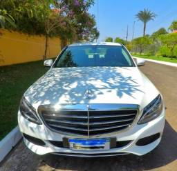 Mercedes-Benz C180 Exclusive 1.6 Turbo Flex