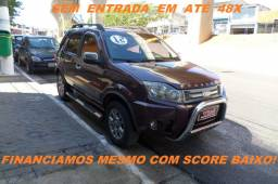Ford Ecosport XLT Freestyle 1.6 2012/2012