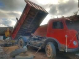 Caçamba vasculhante Mercedes caminhão Ford cargo volks