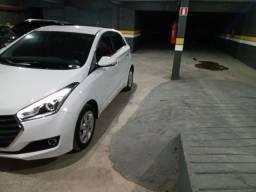 Hb20 premium automático 33.000km branco estado zero. com IPVA 2021. Pago.