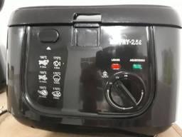 Fritadeira elétrica dois litros de óleo