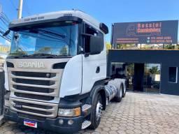 Scania R440 6x4 2014 Opticruise Canelinha