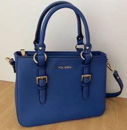 Bolsa Azul Via Uno