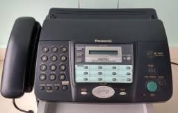 Telefone Facsimil Panasonic Kx-ft907la - C/ Sec. Eletrônica