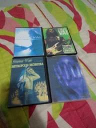 Dvd's Steve Vai