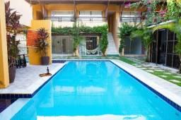 Apartamento Enseada dos Corais Feriado 02 de Novembro | Beira Mar, Piscina e Churrasqueira