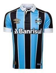 Camisa Grêmio Uniforme 1 2019 2020