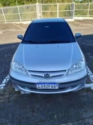 Honda Civic LXL automático com GNV