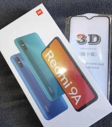 Pra hoje! REDMI 9a 32 GB da Xiaomi.. Novo Lacrado com Garantia e Entrega imediata