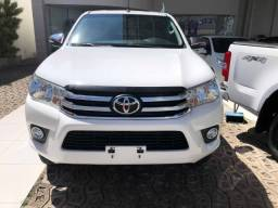 Toyota Hilux 2.8 STD 4X4 CD 16V Diesel 4P Manual 2018/2019