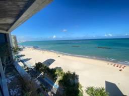 Apartamento na beira mar, 4 suítes, varanda, área lazer, em Candeias