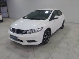 Honda Civic Lxr 2.0 / Automático / Único dono