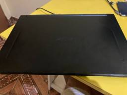 Título do anúncio: Notebook gamer acer nitro 5 Ryzen 4800H 1650 TI