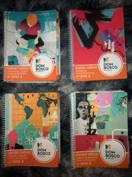 Livros Dom Bosco 2° Ano Ensino médio