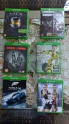 JOGOS DE XBOX ONE ORIGINAIS!!!!