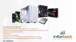 PC Gamer Ryzen 7 5800x 16GB  rtx 3060
