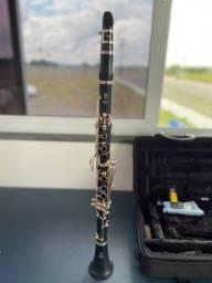 Título do anúncio: Grande Oportunidade Clarineta Yamaha YCL 255