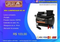 Compressor de ar automotivo 12v