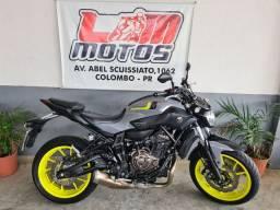 Yamaha MT 07 2018 16mil/km único dono