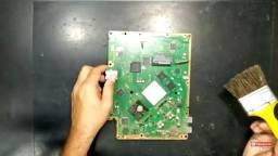 MANUTENÇÃO EM PS2 P3 P4 XBOX 360 E XBOX ONE E EM CONTROLES DE AMBOS