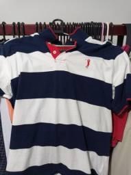 Título do anúncio: Camisa e polo