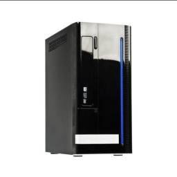Gabinete Coletek Atx Mini ITX Csel 261-BK sfx 20+4P Black Piano