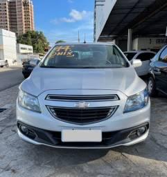 GM Chevrolet Onix 1.4 LTZ Prata Completo