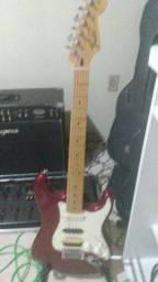 Fender México hss