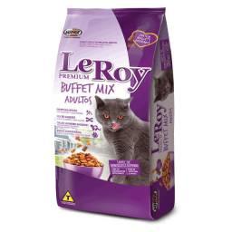 Ração LeRoy Buffet Mix 15kg