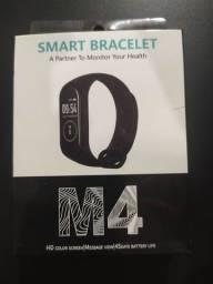 Relógio smartwatch M4