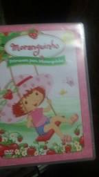 Título do anúncio: DVD da Moranguinho.(Primavera para moranguinho) r$ 4.00