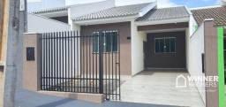 Título do anúncio: Casa com 2 dormitórios à venda, 61 m² por R$ 170.000,00 - Jardim São Rafael - Mandaguaçu/P