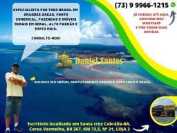 Título do anúncio: TERRENO RESIDENCIAL em Santa Cruz Cabrália - BA, Nova Cabrália