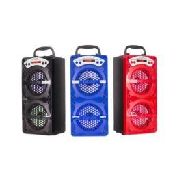 Caixa De Som Bluetooth Potente E Barata MS-146BT