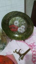 Pratos decorativos