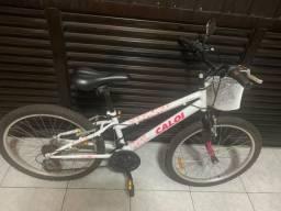 Bicicleta Caloi Ceci Aro 24 / 21 Marchas