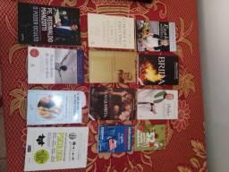 Vendo livros vários títulos