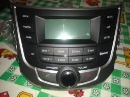 Título do anúncio: Rádio Hyundai HB20 2014